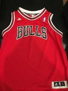 Youth large never worn Chicago bulls jersey