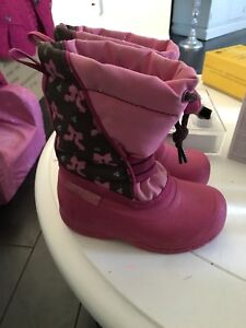Size 5 toddler boots