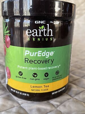 Pure Edge Recovery Post Workout Vegan Strawberry Kiwi BB 8/20