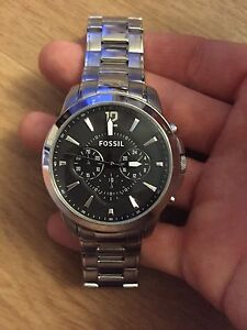 Montre fossil watch