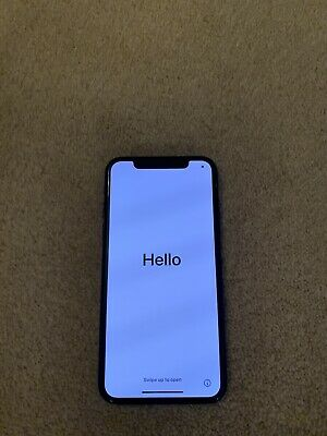 Apple iPhone X - 64GB - Space Grey  (GSM) Unlocked (1)