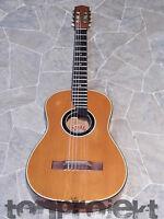 Vintage Originale Hopf 3/4 Chitarra Classica Massello Germania 1950 -  - ebay.it