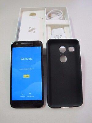 Nexus 5X H790 - 32GB - Carbon (Unlocked) Smartphone