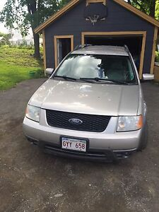 2006 Ford Freestyle Wagon All Wheel Drive
