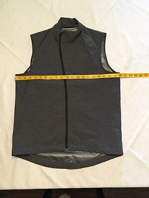Giro New Road Cycling Vest Mens Small, windproof, waterproof, breathable , refle Mens Cycling Vest