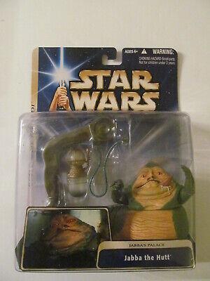 Star Wars: Return of the Jedi - Action Figure - Jabbas Palace - Jabba the Hutt