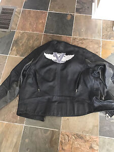 Victory Leather Motorcycle Jacket