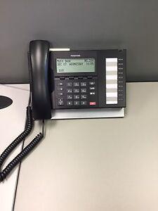 Office phone system Toshiba Strata