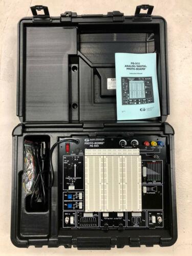 Global Specialties Proto-Board Design Station PB-503-C Electronics Prototyping