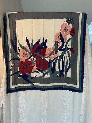 Vintage Scarf Styles -1920s to 1960s vintage Gres scarf $49.99 AT vintagedancer.com