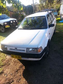 1992 Ford Laser Wagon South Kempsey Kempsey Area Preview