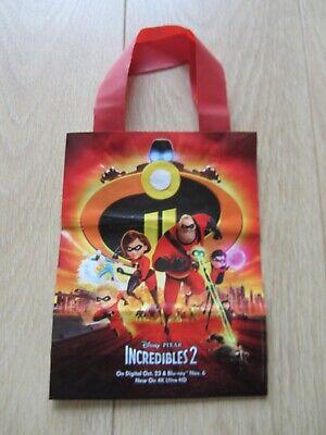 Disney World Orlando MNSSHP Halloween 2018 Incredibles 2 Trick Or Treat Bag](Disney World Orlando Halloween)