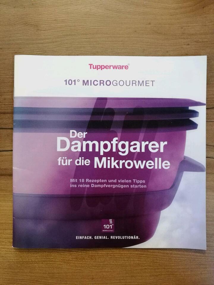 Tupperware NEU!!! Dampfgarer für die Mirkowelle in Renchen
