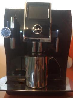 Jura impressa j5 coffee machine grinder not working coffee jura impressa z9 coffee machine fandeluxe Choice Image