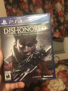 DISHONORED $30 OBO WANT GONE ASAP NEVER OPENED