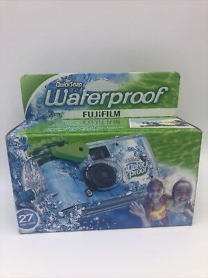 Fujifilm QuickSnap Waterproof 800 35mm Disposable Camera