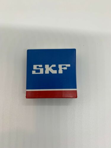 1 x 6203-2RS SKF C3 2 Shielded Rubber Ball Bearing 17mmx40mmx12mm NEW ITALY
