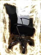 STILL VERY NEW ARM OFFICE CHAIR Chatswood Willoughby Area Preview