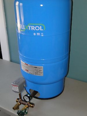 WX203 WellXTrol AMTROL WATER WELL PRESSURE TANK+ FSG2 4060 SQUARE D TANK TEE KIT