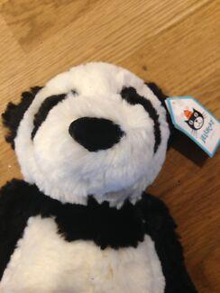 Jellycat panda medium new