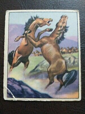 1949 Bowman Wild West E-12 (from set building)