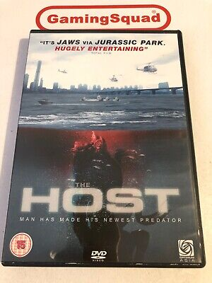 The Host (Alt) DVD, Supplied by Gaming Squad