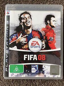 FIFA 08 Sorell Sorell Area Preview