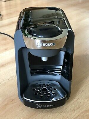 Bosch Tassimo Suny Pod Coffee Machine  TAS3202GB Black - USED