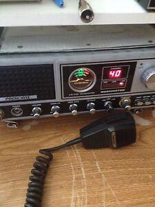 CB Radio  Base 40 ch AM ,SSB