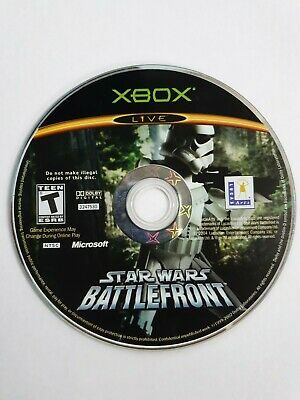 Star Wars Battlefront - Original Xbox **disc only**