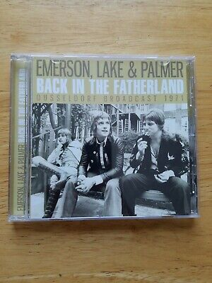 Emerson, Lake & Palmer Back in the Fatherland Dusseldorf Broadcast 1971