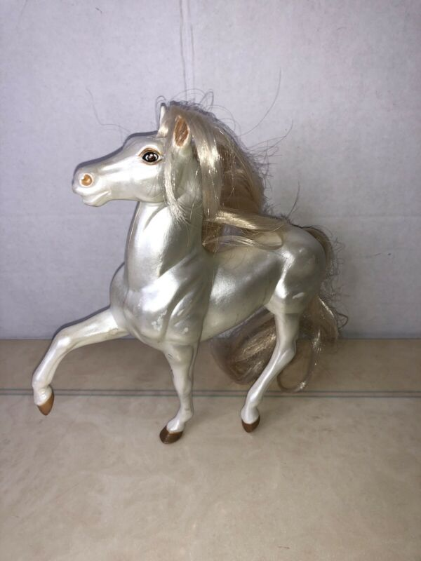 Reeves Breyer Horse With Hair Main Tail 1995 Pony Vtg
