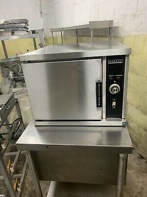 Hobart Electric Convection Steamer Oven Hsf-4 3 Phase