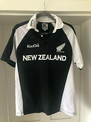Kooga New Zealand Rugby Shirt Size M