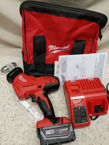 milwaukee2625 21m18 hackzalllit ion one handed reciprocating