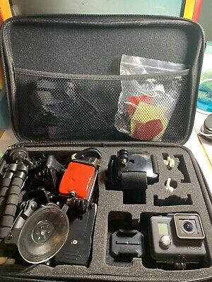Go Pro Hero 1 With Tons Of Accessories And Case