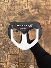 "Odyssey Metal-X D.A.R.T Belly Putter 43"" LH Left Handed Surrey Hills Boroondara Area Preview"