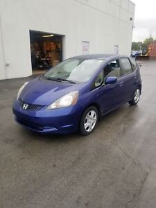 2013 Honda FIT Sport 5-Speed AT LX