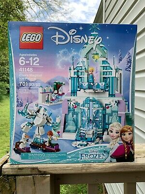 LEGO 41148 2017 Disney Frozen Elsa's Magical Ice Palace Anna Olaf Castle Frozen