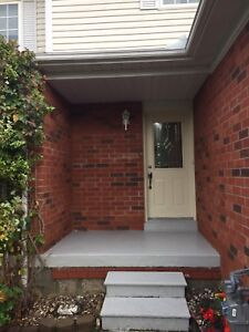 Bright & Spacious 3 Bed/2 Bath Townhouse in SE Barrie