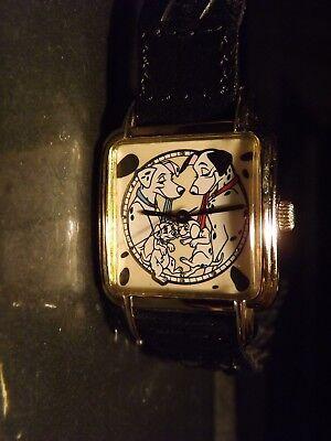 Womens Disney 101 Dalmatians Watch Limited- Retired-New