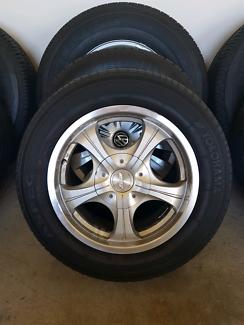 Speedy mag wheels