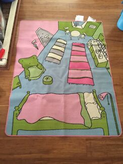 Children princess carpet  Bexley North Rockdale Area Preview