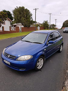 Holden Viva 2006 1.8L low km's cheap fuel Woonona Wollongong Area Preview