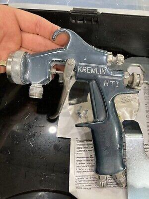 Kremlin- M22p 1.2 Hti Pressure Paint Spray Gun Binks Devilbiss Sata Anest