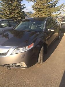 2010 Acura TL AWD Sedan