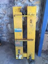 Forklift jib Maryborough Central Goldfields Preview