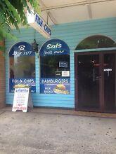 Sals Takeaway Oak Flats Shellharbour Area Preview