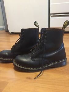 Doc Martens leather boots