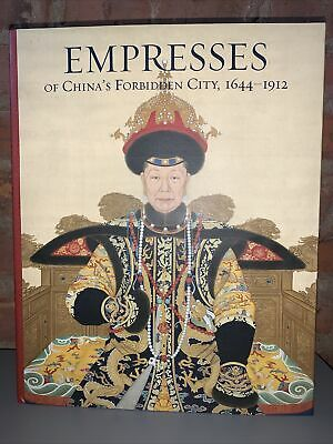 Empresses of China's Forbidden City, 1644-1912 by Jan Stuart, Ying-Chen Peng,...